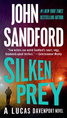 Silken Prey: A Lucas Davenport Novel (A Prey Novel #23) Cover Image
