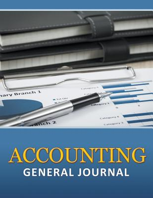 Accounting General Journal Cover Image