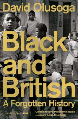 Black and British: A Forgotten History Cover Image