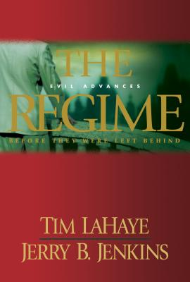 The Regime Cover