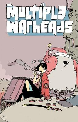Multiple Warheads Volume 2: Ghost Town Cover Image