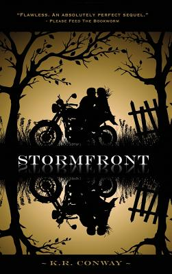 Stormfront (Undertow #2) Cover Image