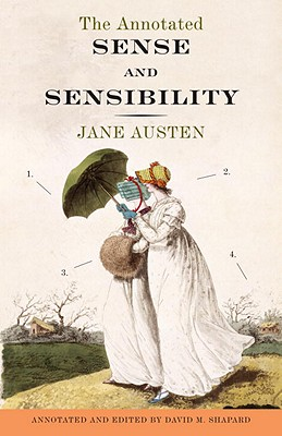 The Annotated Sense and Sensibility Cover Image
