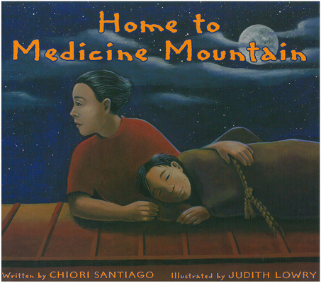 Home to Medicine Mountain Cover Image