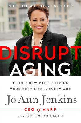 Disrupt Aging Cover
