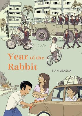 Year of the Rabbit Cover Image