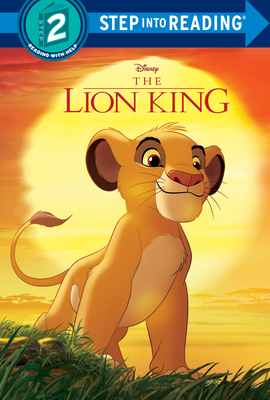 The Lion King Deluxe Step into Reading (Disney The Lion King) Cover Image