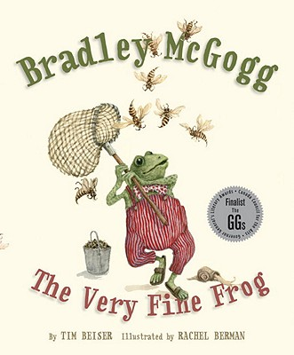 Bradley McGogg: The Very Fine Frog Cover Image
