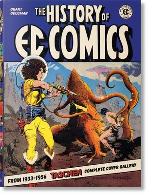 The History of EC Comics Cover Image