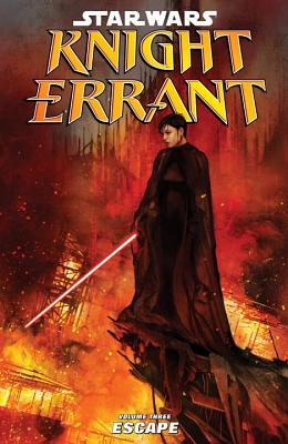 Star Wars: Knight Errant Volume 3 Escape Cover Image