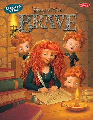 Learn to Draw Disney Pixar Brave Cover