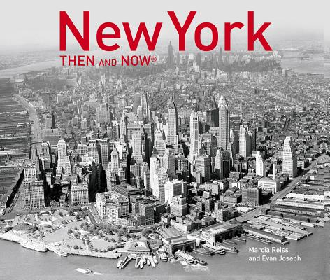 New York Then and Now (Then and Now®) Cover Image