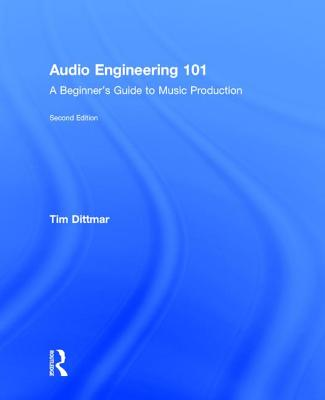 Audio Engineering 101: A Beginner's Guide to Music Production Cover Image