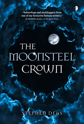 The Moonsteel Crown Cover Image