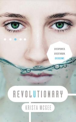 Revolutionary (Anomaly #3) Cover Image