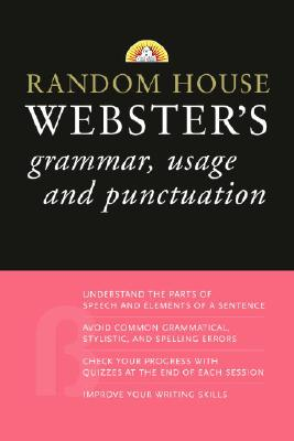 Random House Webster's Grammar, Usage, and Punctuation Cover