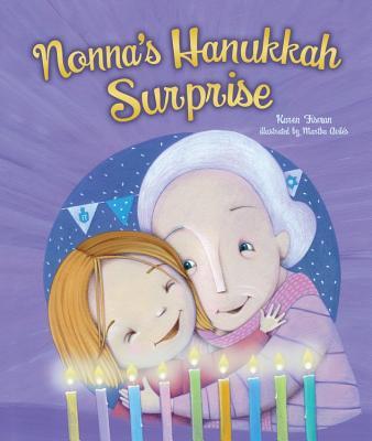 Nonna's Hanukkah Surprise Cover Image