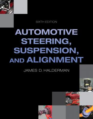 Automotive Steering, Suspension, Alignment Cover Image