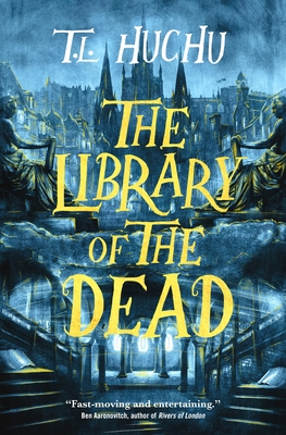 Cover for The Library of the Dead (Edinburgh Nights #1)