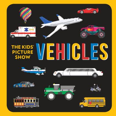 Vehicles (The Kids' Picture Show) Cover Image