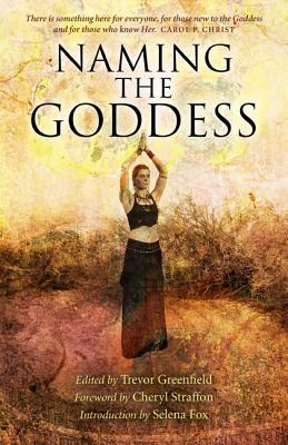 Cover for Naming the Goddess