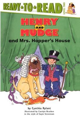 Henry and Mudge and Mrs. Hopper's House Cover Image