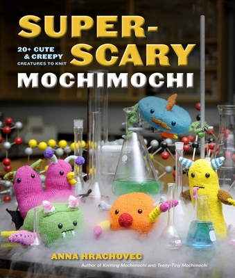Super-Scary Mochimochi Cover