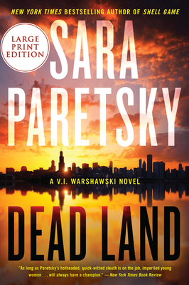 Dead Land (V.I. Warshawski Novels) Cover Image