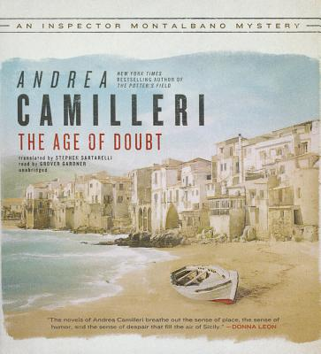 The Age of Doubt (Inspector Montalbano Mysteries #14) Cover Image