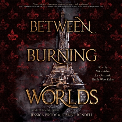 Between Burning Worlds Cover Image