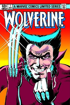 Wolverine - Volume 1 Cover