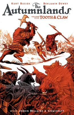 Cover for The Autumnlands, Volume 1