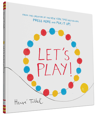Let's Play! (Interactive Books for Kids, Preschool Colors Book, Books for Toddlers) Cover Image