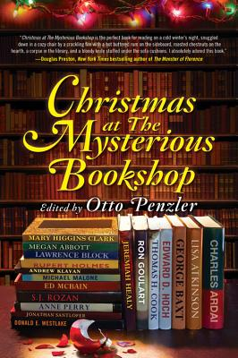 Christmas at the Mysterious Bookshop Cover