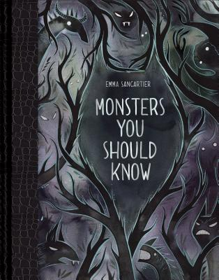 Monsters You Should Know Cover Image