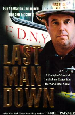 Last Man Down Cover