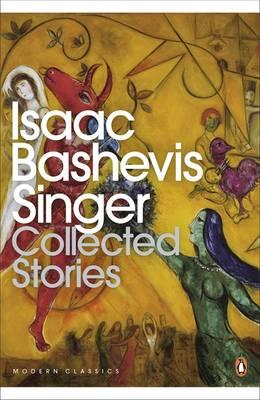Collected Stories of Isaac Bashevis Singer Cover Image