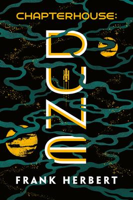 Chapterhouse: Dune Cover Image