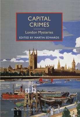 Capital Crimes: London Mysteries Cover Image