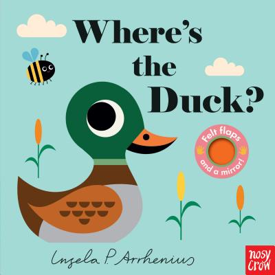 Where's the Duck? Cover Image