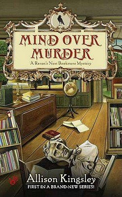 Mind Over Murder: A Raven's Nest Bookstore Mystery Cover Image