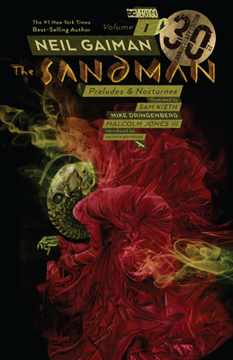The Sandman Vol. 1: Preludes & Nocturnes 30th Anniversary Edition Cover Image
