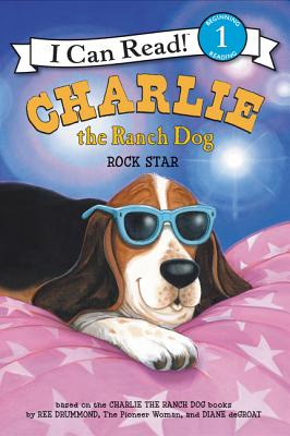 Charlie the Ranch Dog: Rock Star (I Can Read Level 1) Cover Image