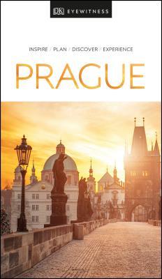 DK Eyewitness Prague: 2020 (Travel Guide) Cover Image