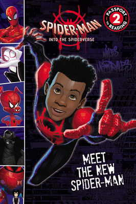 Spider-Man: Into the Spider-Verse: Meet the New Spider-Man Cover Image