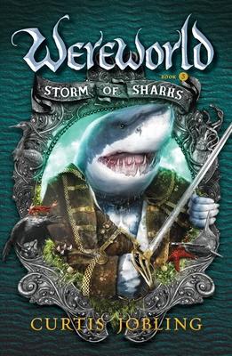 Storm of Sharks (Wereworld #5) Cover Image