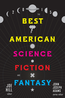 The Best American Science Fiction and Fantasy Cover