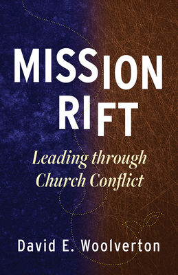 Cover for Mission Rift