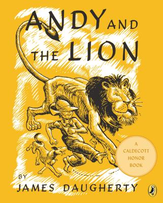 Andy and the Lion Cover Image