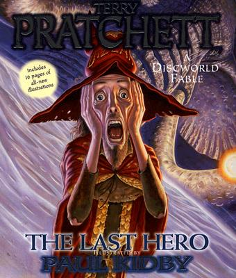 The Last Hero: A Discworld Fable Cover Image